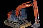Экскаватор Hitachi Zaxis 135US~Автор: Максим  Ничипоренко (Abrakadabr)