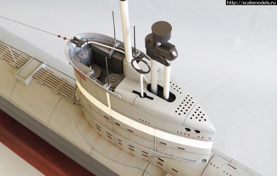 ганза лодка