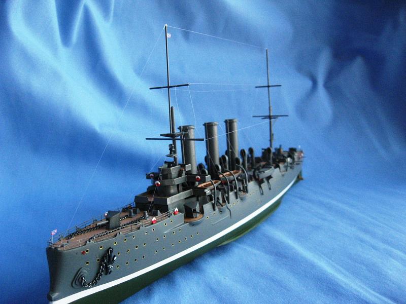 Крейсер аврора своими руками 62