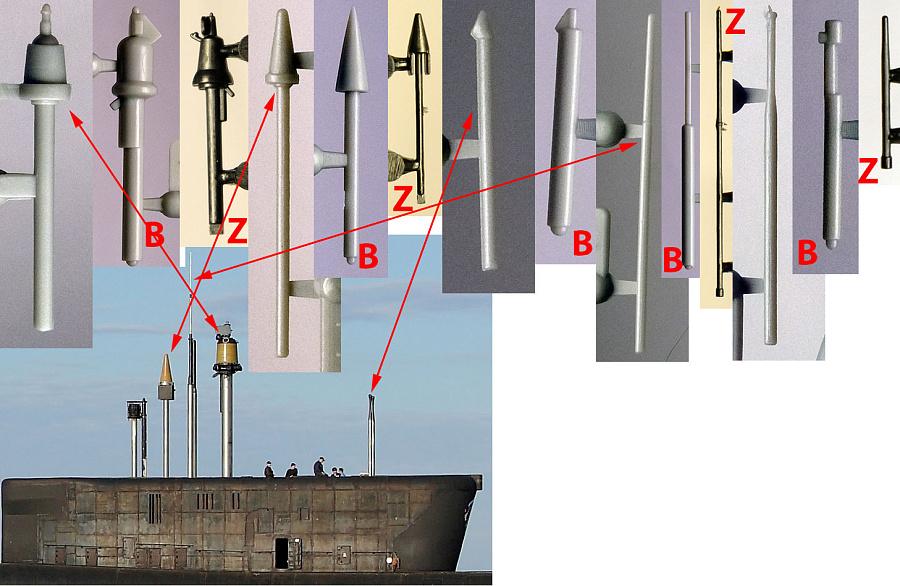телескопическая антенна на подводной лодке фото это уют важная