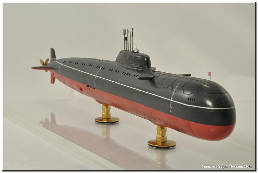 атомные лодки проекта 670 скат