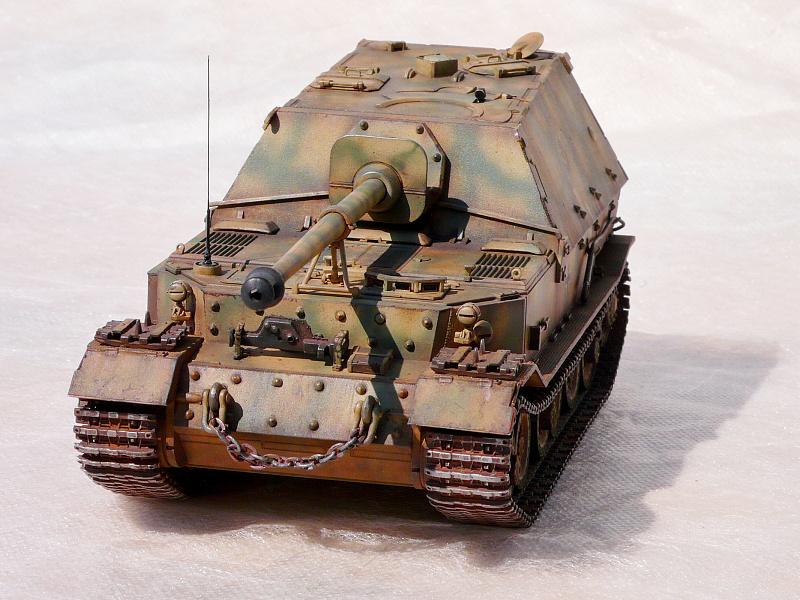 представлены фото танка фердинанда разумеется