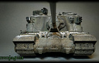British Heavy Assault Tank A39 Tortoise~Автор: munjaguar