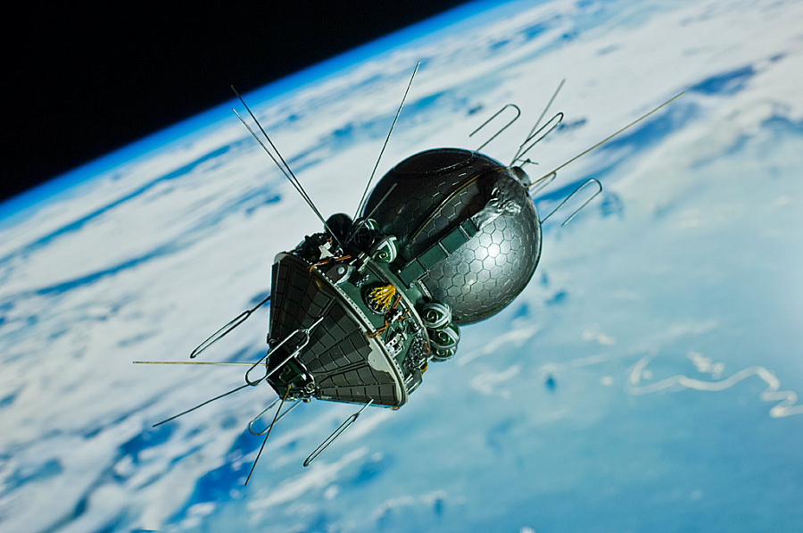 Картинки космический корабль восток