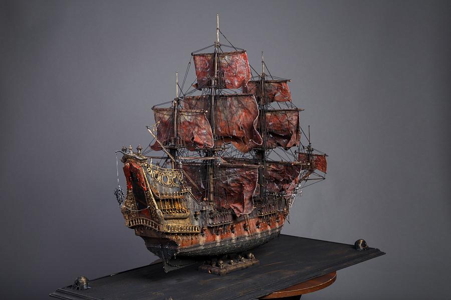раз машину корабль месть королевы анны фото доставкой гарантией