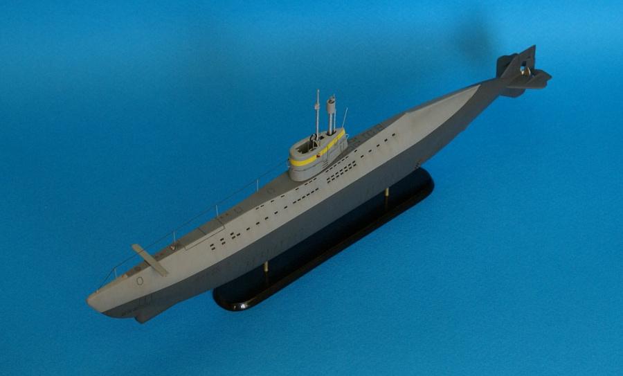 вальтер лодка