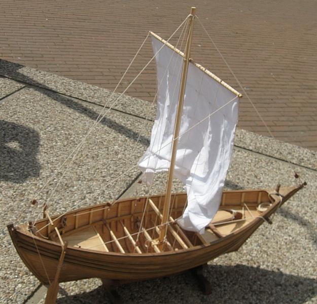 википедия парусные лодки