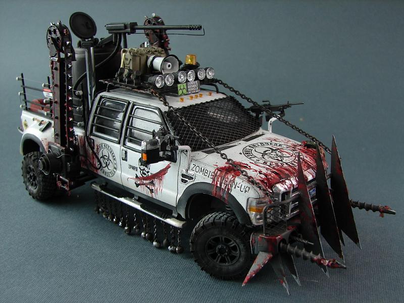 такое сделать машину для зомби апокалипсиса фото юпитер фото отличается