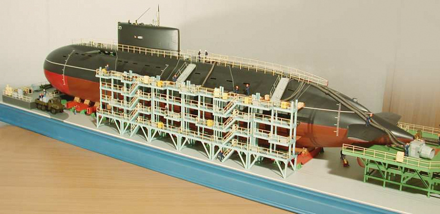 самодельная подводная лодка из лего