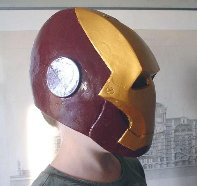 Как сделать свой шлем