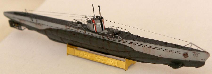 подводная лодка vii-a