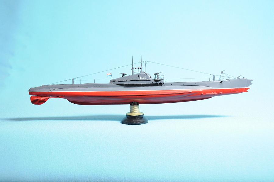 лодками типа 214