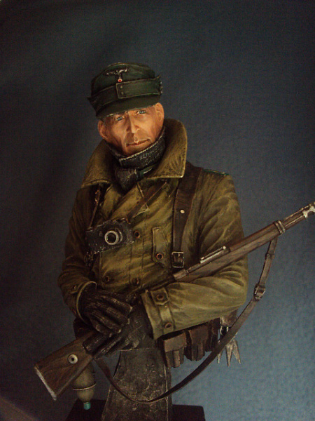 Немецкий отряд эдельвейс