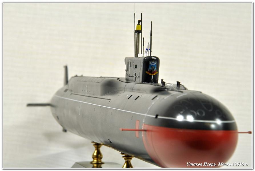 атомная стратегическая подводная лодка проект 955
