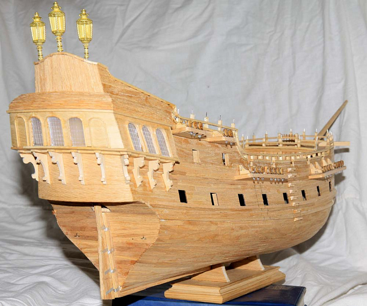 Корабль из дерева своими руками черная жемчужина 36