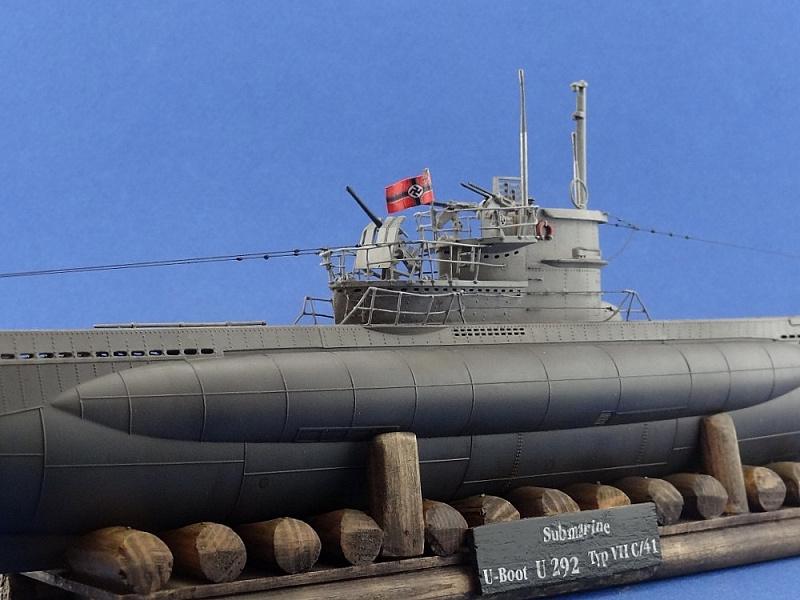 немецкая дизельная подводная лодка