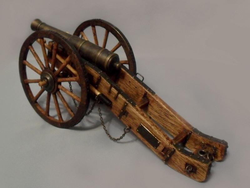 Макеты пушек времен войны 1812 года своими руками 79