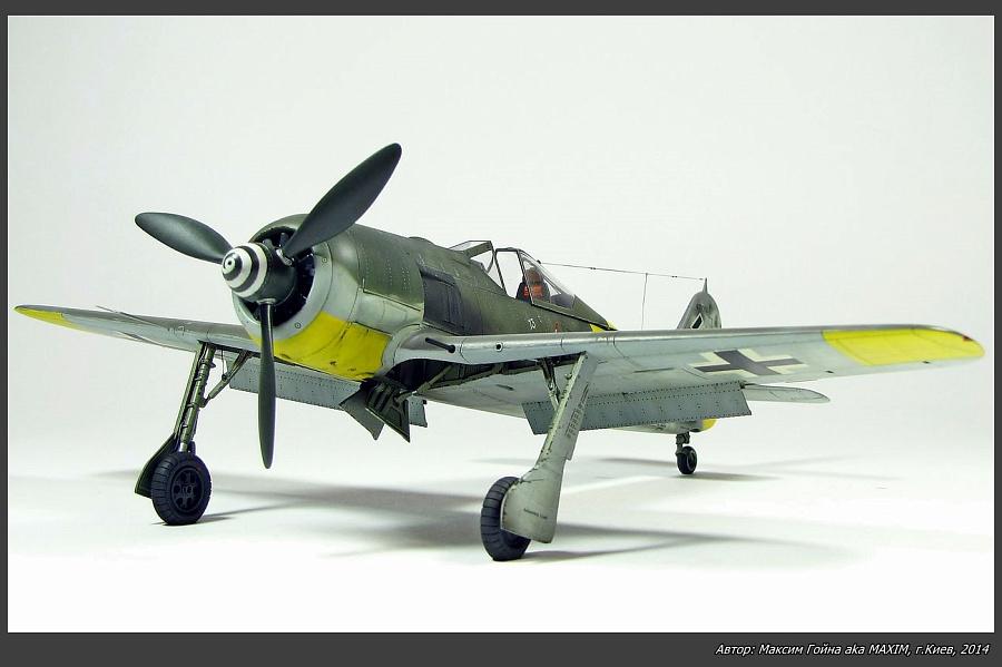 nowotny jg54 fw190a