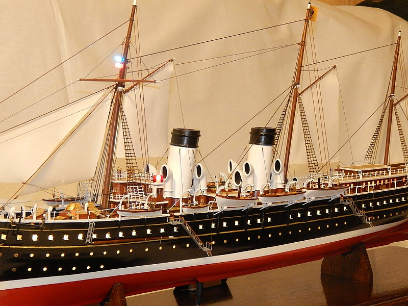 состава императорская яхта штандарт фото под шубой
