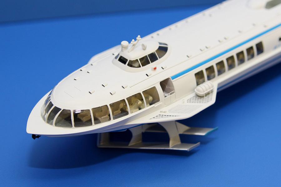 лодки на подводных крыльях алексеева