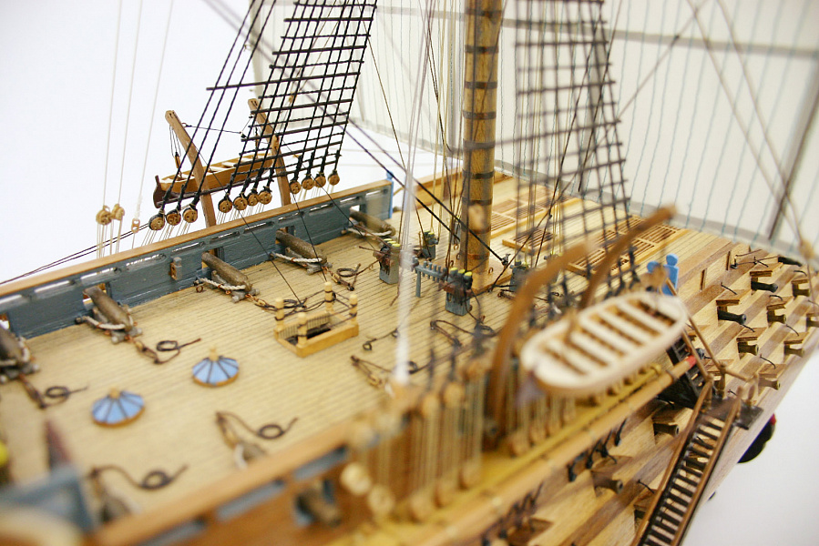 сборка корабля апостолов двенадцать