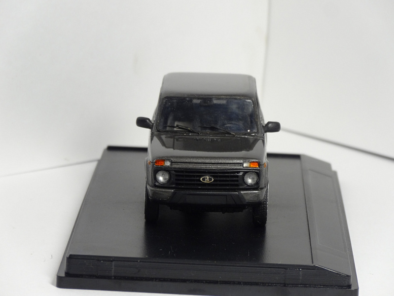 Лада 4x4 3D