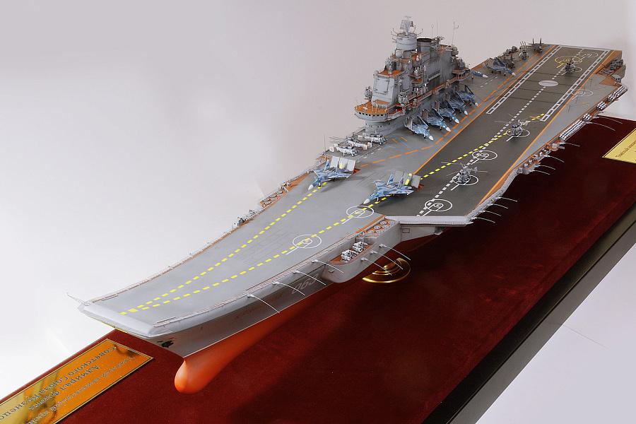 фото моделей авиа крейсер адмирал кузнецов начинал понимать