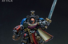Deathwatch Terminator Captain~Автор: Виктор Осипенко (Valatar_Aleanath)
